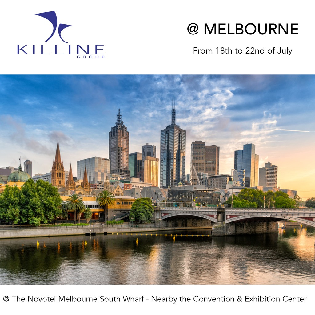 Visiting Australia! - July 2019